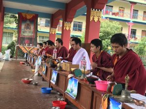 Vajrapani Retreatm 2019